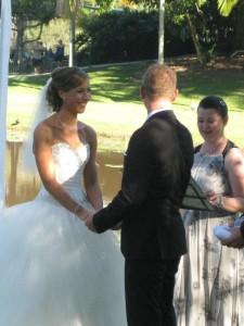 WEDDING Angie and Jarrod 2- Tamzin