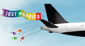 justmarriedplane