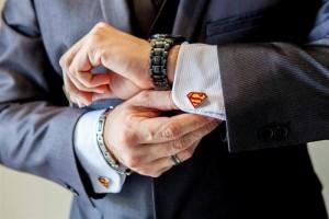 superman_cufflinks